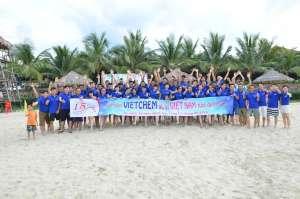 Vietchem ghé thăm bãi biển Lăng Cô – Huế 2016