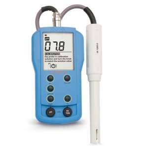 Máy đo pH/EC/TDS/Nhiệt độ HI9812-5 Hanna