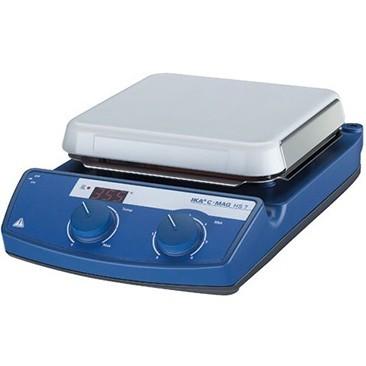 Hình ảnh thực tế máy khuấy từ gia nhiệt IKA