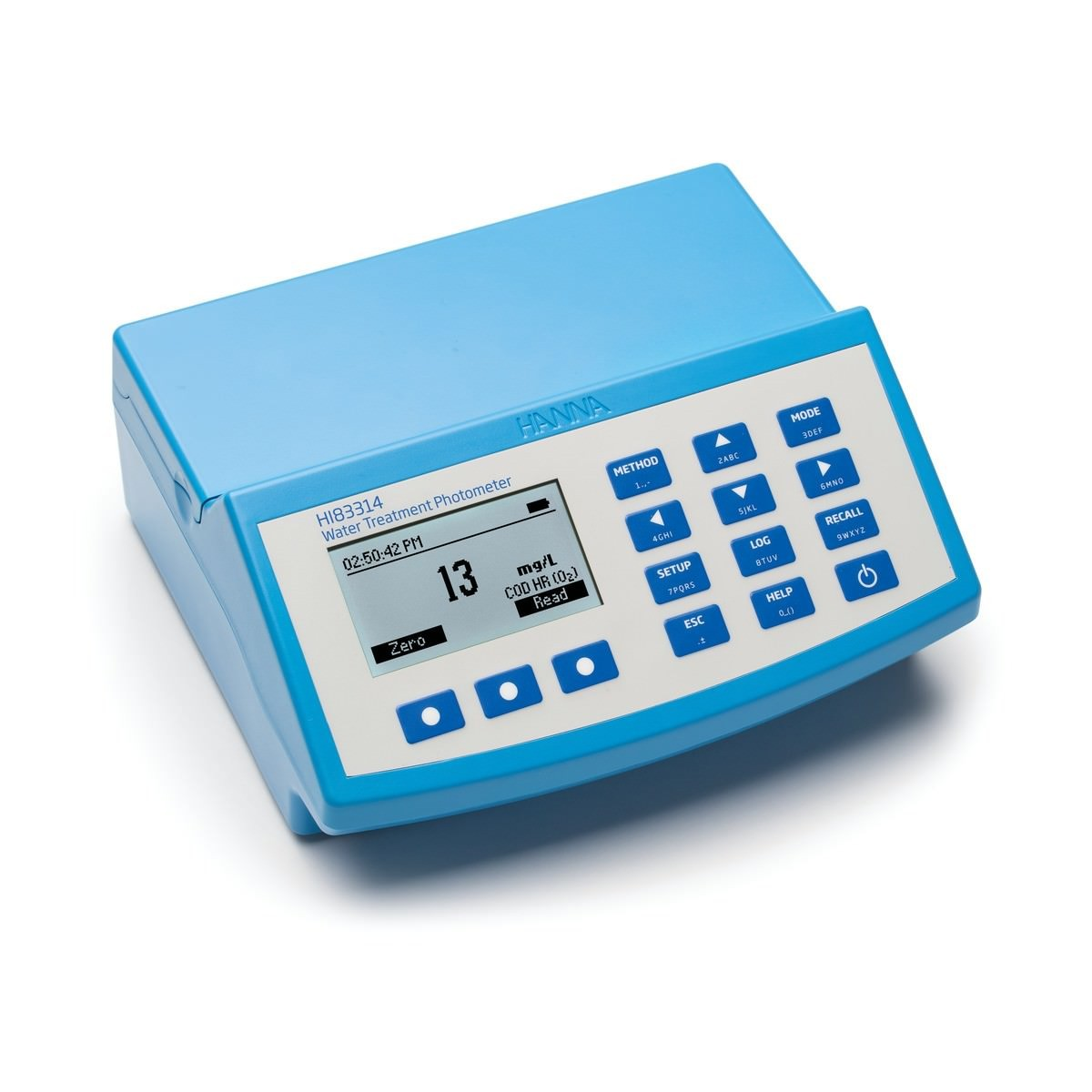 Máy quang đo COD và đa chỉ tiêu trong nước thải HI83314 Hanna