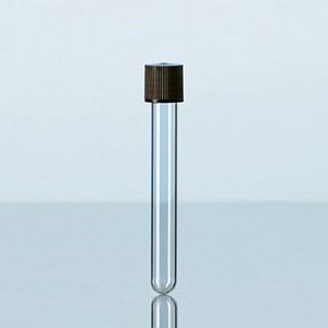 Ống nghiệm có nắp vặn đen 12x100 - Schott (6ml)
