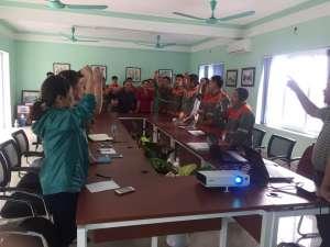 Vietchem tập huấn An Toàn Lao Động năm 2017