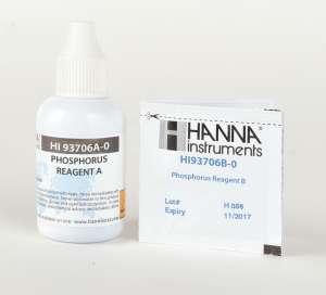 Thuốc thử đo Photpho, 100 lần HI93706-01 Hanna