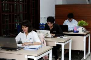 Văn phòng chi nhánh Vietchem tại Cần Thơ, TP. Hồ Chí Minh