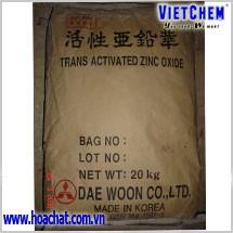 Kẽm oxit ZnO 99,7% Hàn Quốc