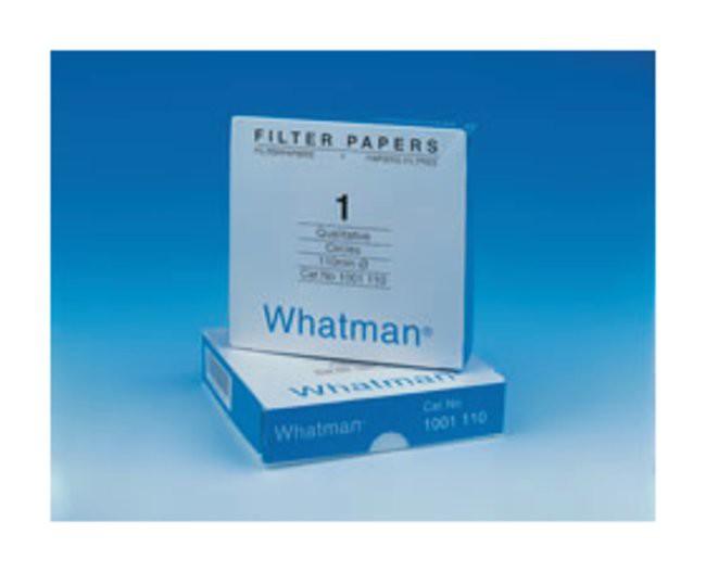 Giấy lọc định tính 1, TB nhanh 11um, 55mm Whatman