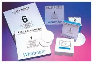 Giấy lọc định tính 6, chậm 3um, 70mm Whatman