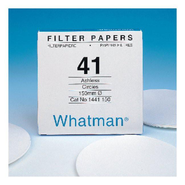 Giấy lọc định lượng 41, nhanh 20-25um, 55mm Whatman