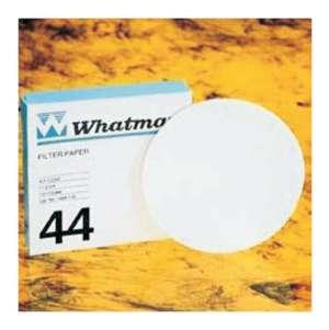 Giấy lọc định lượng 44, chậm 3um, 110mm Whatman
