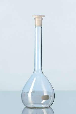 Bình định mức, 7/16 5ml c/x 0.025 A, nút nhựa Duran