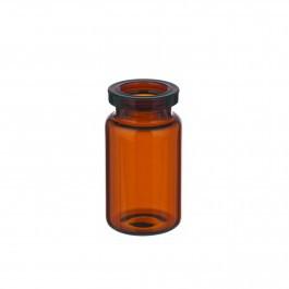 5 mL Serum Vial, Type I Amb Glass - Wheaton