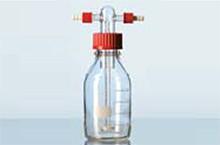 Bình sục khí (rửa khí) 500 ml Duran