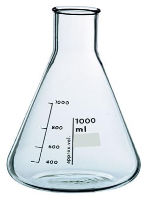 Bình tam giác MH 1000ml Genlab