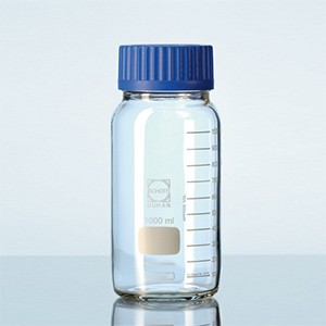 Bộ chai  trung tính cổ rộng  GLS 80 2000ml Duran