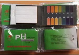 Tập giấy đo PH 1-14 Genlab