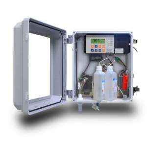 Máy phân tích và kiểm soát Clo, pH và nhiệt độ PCA320 Hanna