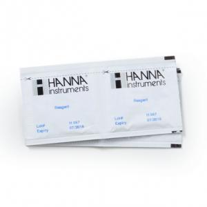 Thuốc Thử Clo Dư Thang Thấp, 100 Gói HI95762-01 Hanna