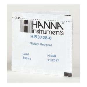 Thuốc thử Nitrat, 100 lần HI93728-01 Hanna