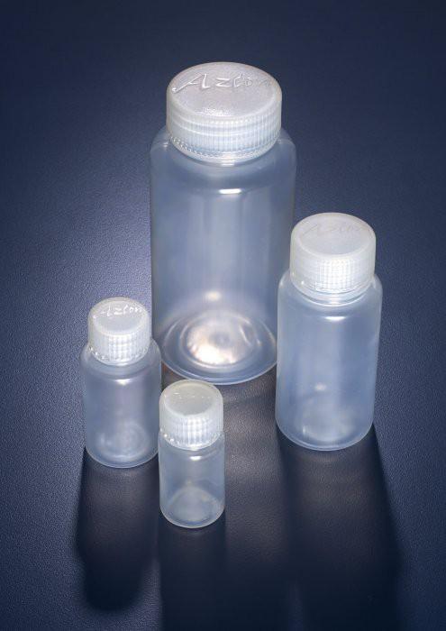 Chai nhựa miệng rộng PP 125ml Azlon