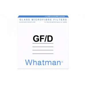 Màng lọc sợi thủy tinh GF/D 2.7um, 25mm Whatman