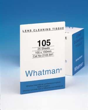 Giấy lau kính 10x15cm Whatman