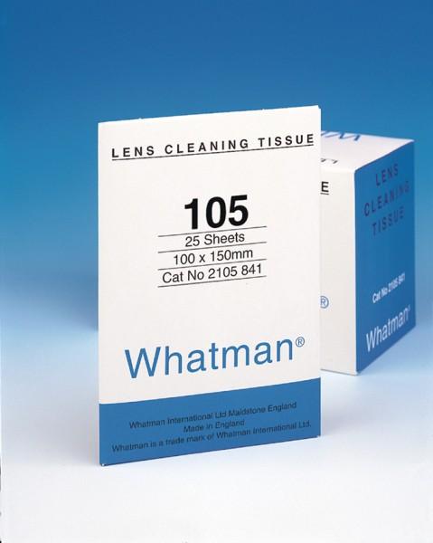 Giấy lau kính hiển vi #105, 460x570mm Whatman