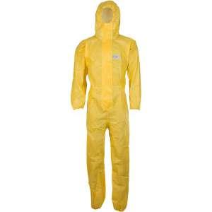 Bộ quần áo chống hóa chất Microchem 3000 Anh Quốc