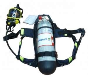 Bộ thiết bị trợ thở SCBA T8000, mặt Nạ PANO, Carbon 6.8L Honeywell