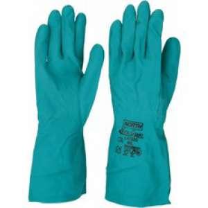 Găng tay cao su Size M LA132G Honeywell