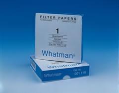 Giấy lọc 602 H 1/2, 125mm Whatman