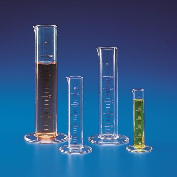 Ống đong nhựa trong PMP CV 5ml, 50ml