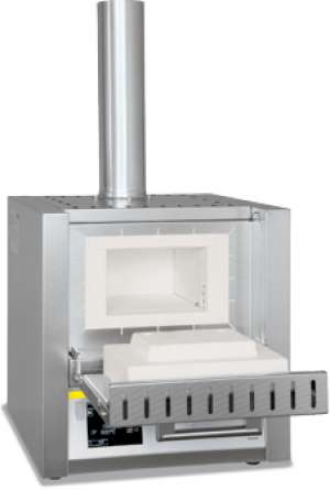 Lò nung lấy tro 5 lít 1100 độ cửa lật LV5/11 Nabertherm