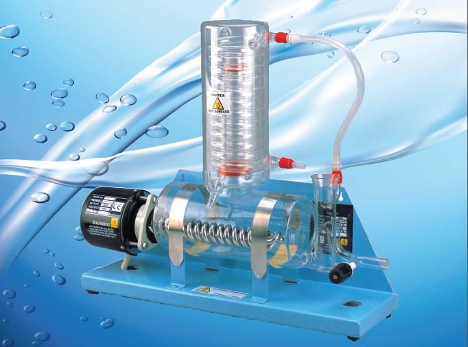 Mấy cất nước 4 lít/giờ LWDB-400M - Laboid