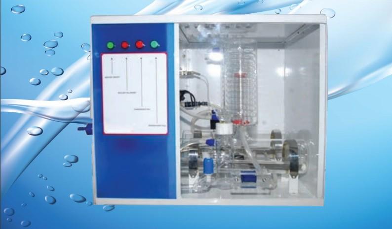 Máy cất nước 2 lần 4 lít/giờ LWDC-400D - Laboid