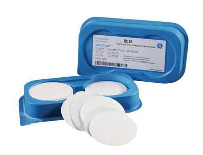 Màng lọc cenlulose tái tổ hợp, RC55, 0.45um, 47mm Whatman