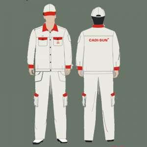 Quần áo kỹ thuật M0002 Việt Nam