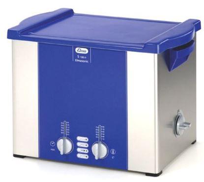 Bể rửa siêu âm có gia nhiệt Elmasonic S100H Elma