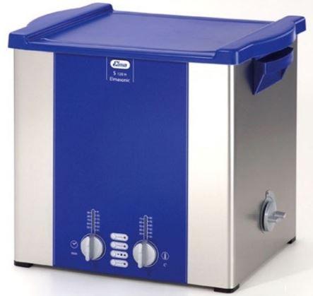 Bể rửa siêu âm có gia nhiệt Elmasonic S120H Elma