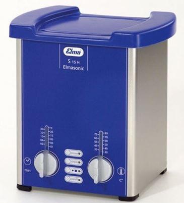 Bể rửa siêu âm có gia nhiệtS15H Elma