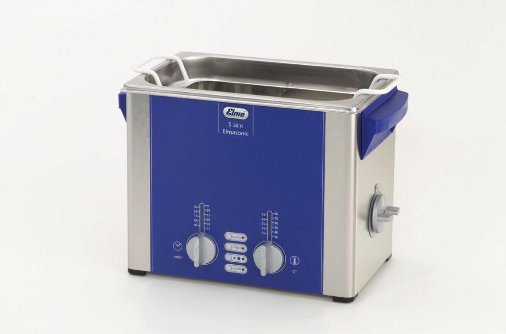 Bể rửa siêu âm có gia nhiệt S30H Elma