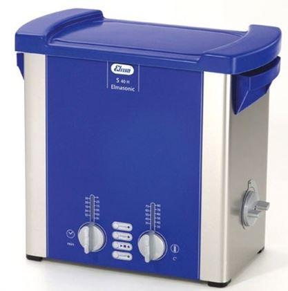 Bể rửa siêu âm có gia nhiệt Elmasonic S40H Elma