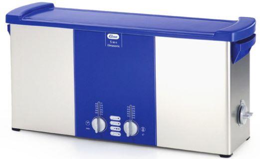 Bể rửa siêu âm có gia nhiệt Elmasonic S80H Elma