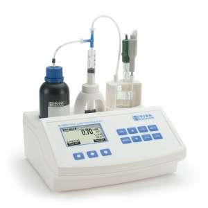 Thiết bị mini phân tích nồng độ acid trong nước hoa quả HI84532 Hanna