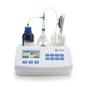 Thiết bị mini phân tích nồng độ formol trong rượu và nước hoa quả HI84533 Hanna