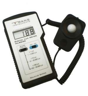 Máy đo cường độ ánh sáng WalkLAB Digital Lux Meter HL9040 Trans Instruments
