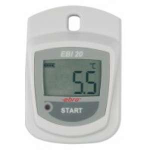 Thiết bị ghi nhiệt độ điện tử EBI20-T1 Ebro