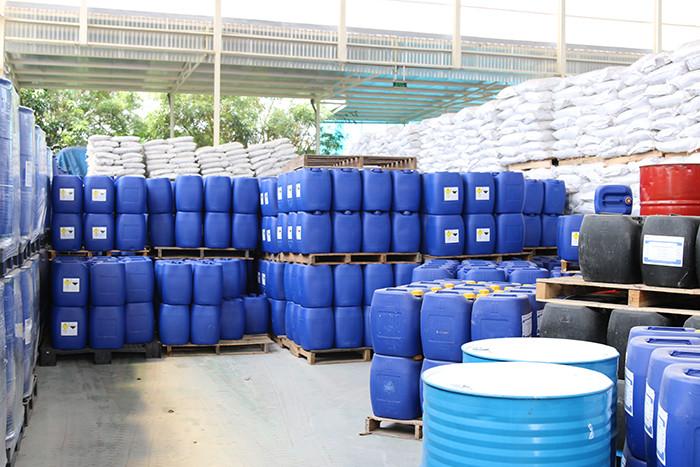 Bình chứa hóa chất công nghiệp - Đảm bảo an toàn khi vận chuyển