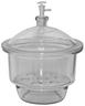 Bình hút ẩm có vòi phi 300mm Genlab