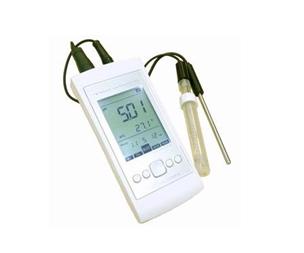 Máy đo pH / mV / nhiệt độ cầm tay WalkLAB HP9010 Trans Instruments
