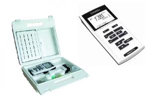 Máy đo pH/mV/nhiệt độ cầm tay HandyLab 100 Blueline 24pH SI Analytics